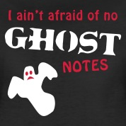Ghost notes image