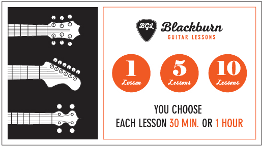 blackburn guitar lessons buy online